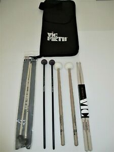Vic Firth, Percussion Pack, Collection of mallets and sticks