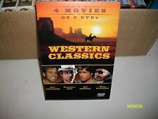 WESTERN CLASSICS BOOT HILL THE GUNFIGHTERS 4 MOVIE 2 DVD SET BRAND NEW