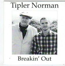 (FG245) Tipler Norman, Breakin' Out - 2014 DJ CD