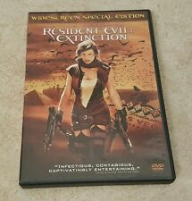 Resident Evil: Extinction (DVD, 2008) Widescreen Special Edition, Milla Jovovich
