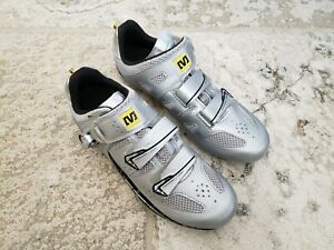 New Mavic Galibier Cycling Shoes Men's Size 9 1/2