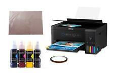 Sublisplash A4 Sublimation Imprimante Epson ET-2700 + Encre +Papier + Bande