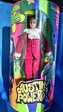 "Austin Powers ""RANDY RED SUIT""--9"" Tall Poseable Figure--Trendmasters NIB-1998"