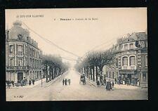France Cote d'Or BEAUNE Avenue de la Gare c1900s? PPC
