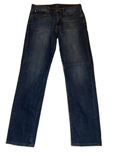 LUCKY BRAND Mens 221 Original Straight Jeans Size 32 X 34