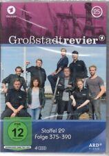 Großstadtrevier 25 - Staffel Season 29 - Folge 375-390 - (4 DVD) - Neu / OVP