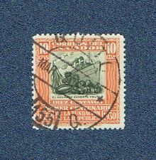 ECUADOR 1930   30  Centavos  Good Used Stamp  (B664) with 'QUITO' cds