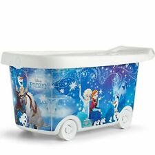 B-Ware Disney Frozen Spielzeugkiste Aufbewahrungs box Spielzeug Eiskönigin Elsa