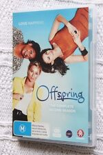 OFFSPRING - THE COMPLETE SECOND SEASON (DVD, 4-DISC) R-ALL, LIKE NEW, FREE POST
