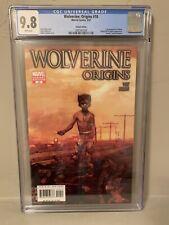 Wolverine Origins #10 Variant Cover Arthur Suydam CGC 9.8 NM/M 1st Daken