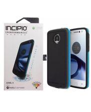 Incipio Performance Series Level 4 Case Motorola Moto Z Droid - Black With Clip