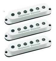 Seymour Duncan California 50's White Single Coil Set SSL-1 Strat Replacement