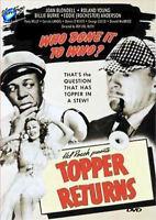 Topper Returns - New DVD from ACME-TV!
