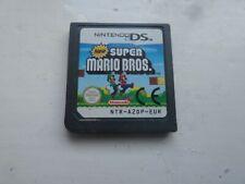 New Super Mario Bros DS Nintendo DS, cart only, genuine