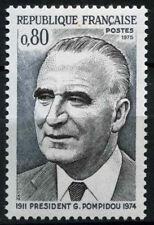 France 1975 SG#2076 President Georges MNH #D43470
