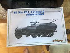 Cyber Hobby Dragon 1/35 Sd.Kfz.251/17 Ausf.C Command Version #6413