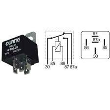 Durite - Relay Mini Change Over 10/20 amp 24 volt Cd1 - 0-728-24