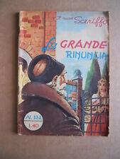IL NUOVO SCERIFFO - La Grande Rinuncia n°134 1959 Edizione Torelli   [G253A]