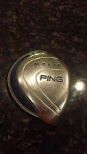Ping Moxie 24 Degree Fairway Wood Golf Club Youth Flex RH Graphite VGC!