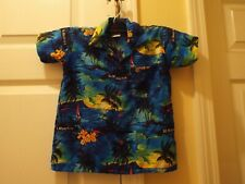 Rima Size S Boys Outfit Shirt and Shorts