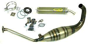 Aprilia RS 125 1995-2012 Arrow Full Power Road Approved Exhaust System