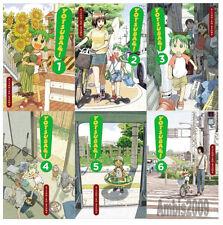 Yotsuba&! English Manga Series Set 1-6 by Kiyohiko Azuma Brand New!