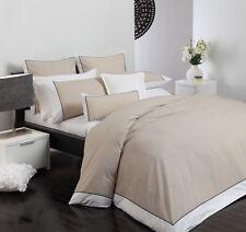 Logan and Mason ESSEX LINEN Single Bed Size Doona Duvet Quilt Cover set 2pc NEW