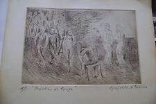L.Palombo etching practica de tango 1/5