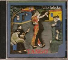 JULIO IGLESIAS - tango HOLLAND PROMO CD SINGLE 1TR 1996 (SONY) RARE!!