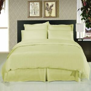 8 Pieces Bed In a Bag 1200 Down Alternative Comforter set includes sheet set