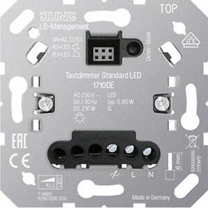 Jung Tastdimmer Standard LED 1710DE