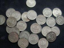 Poland 10 Groszy 1966 BU LOT OF 25 BU coins