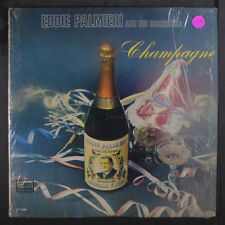 EDDIE PALMIERI: Champagne LP (partial shrink, slight corner wear) Latin