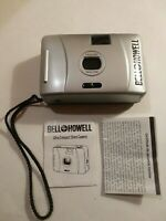 Bell and Howell Point and Shoot 35mm Film Camera Focus Free 28mm Lens