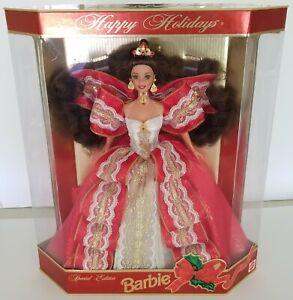 Mattel Happy Holiday Barbie 1997 Special Edition NIB NRFB 17832