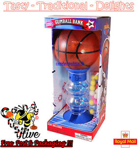Gumball Vending Machine Gum Dispenser Toy Fun 70g Bubble Gum Included