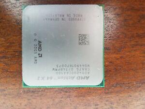 AMD Athlon 64 x2 processor Socket AM2