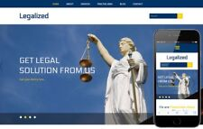 Lawyers Responsive Website, Custom Web design, Law Firm Website Mobile
