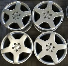 AMG MERCEDES CL500 CL600 S430 S500 S600 STAGGERED RIMS 18x8.5 18x9 1999-2014