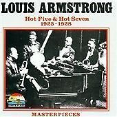 Louis Armstrong & His Orchestra : Hot Five & Hot Seven CD (1994)