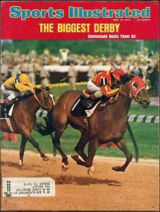 SI: Sports Illustrated May 13, 1974 The Biggest Derby Cannonade Beats Them all G