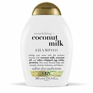 OGX Coconut Milk Sulfate Free Shampoo 385 ml
