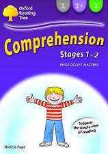 Oxford Reading Tree: Levels 1-2: Comprehension Photocopy Masters: Stages 1-2...