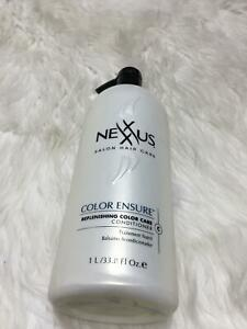 Nexxus Color Ensure Conditioner 33.8 Oz Discontinued Rare BB21
