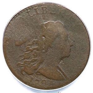 1794 S-36 R-5 ANACS VG 8 Details Liberty Cap Large Cent Coin 1c