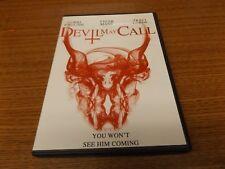 Devil May Call (DVD, 2014) - CORRI ENGLISH / TYLER MANE - NICE!