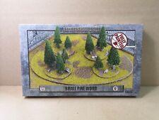Battlefield in a Box BNIB Small Pine Wood BB510