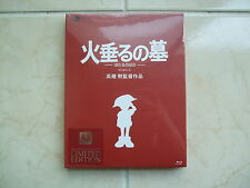 Grave Of The Fireflies (Japanese, 2015, Blu-ray) Digipack Limited Edition