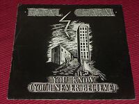 """Fatal Charm:  You Know    7""""   EX"""