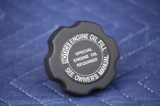 Oil Filler Cap OEM C4 Corvette 1993 - 1996 ORIGINAL -- NICE!!